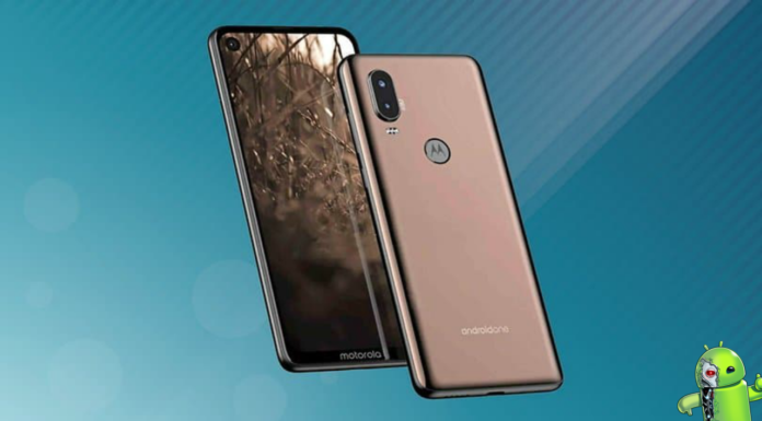 Motorola One Vision vaza revelando display e câmera traseira de 48MP