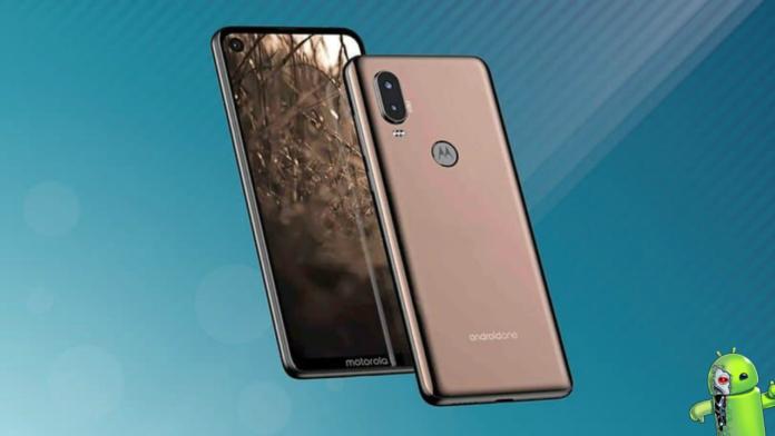 Motorola One Vision vaza revelando display e câmera traseira de 48MP