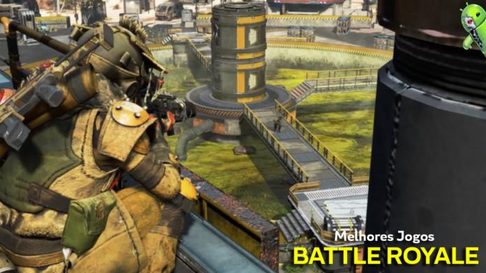 7 melhores jogos Battle Royale para Android