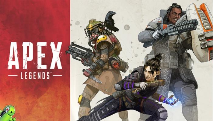 Apex Legends - Battle Royale