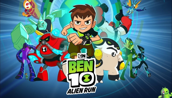 Ben 10 Alien Run