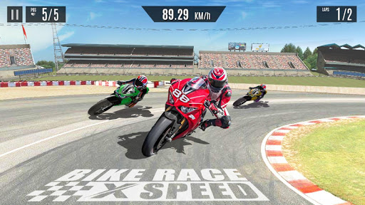 Bike Race X Speed