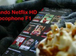 Como Ativar Netflix HD no Pocophone F1 capa