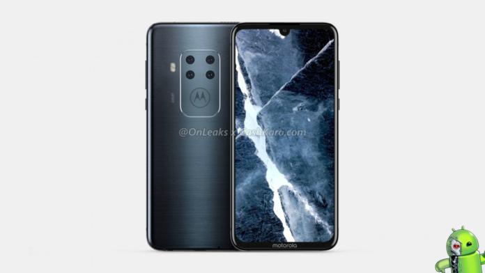 Conheça o primeiro smartphone da Motorola com quatro câmeras