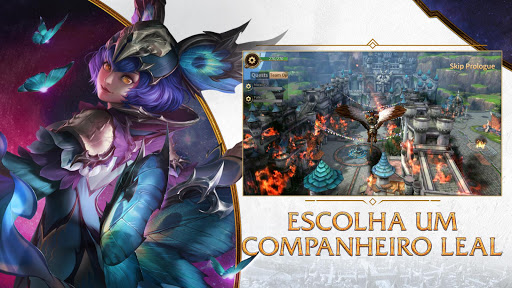 Era of Legends - Fantasy MMORPG in your mobile