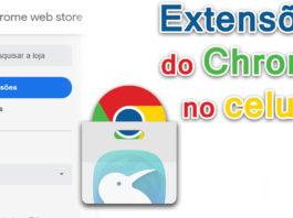 Kiwi Browser Agora é Compatível com Extensões do Chrome! capa2 eu sou android