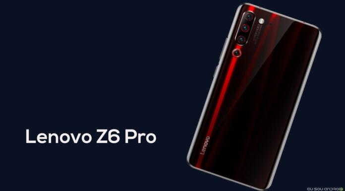 Lenovo Z6 Pro aparece em foto antes do lançamento