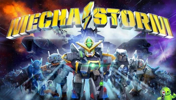 Mecha Storm: Advanced War Robots