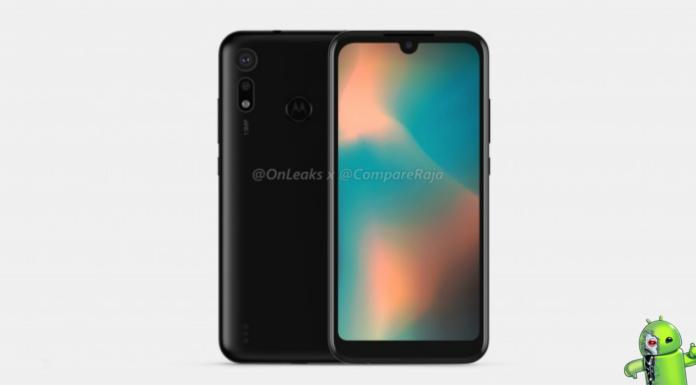 Motorola P40 Play Aparece em vídeo mostrando renderizações