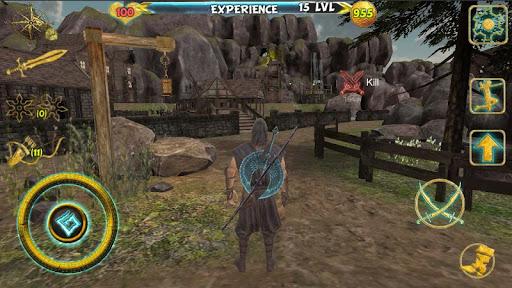 Ninja Samurai Assassin Hero 5 Blade of Fire