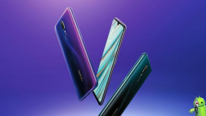 Oppo A9 é oficial com display de 6,53 polegadas