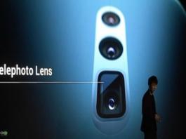 Oppo Reno 10x zoom será lançado em 10 de maio