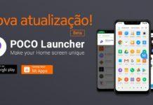 Poco Launcher Recebe Atualização com Modo Preto AMOLED capa