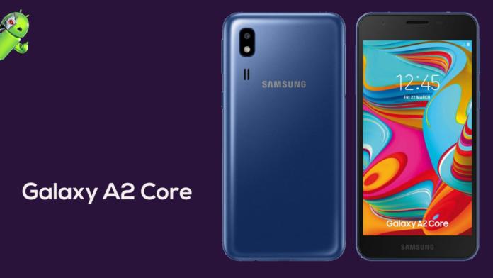 Preço do Samsung Galaxy A2 Core vaza antes do lançamento