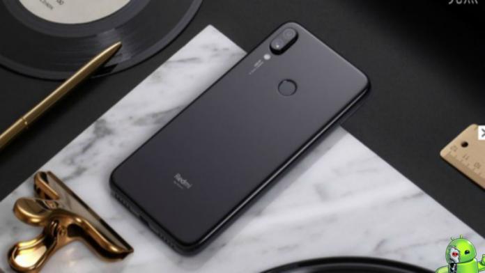 Redmi Note 7 Pro está recebendo uma atualização