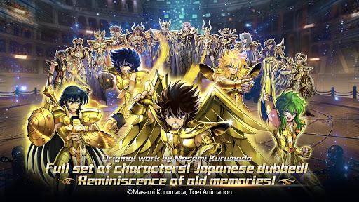 Saint Seiya Galaxy Spirits