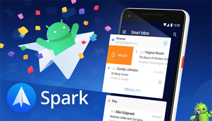 Spark – App de email da Readdle