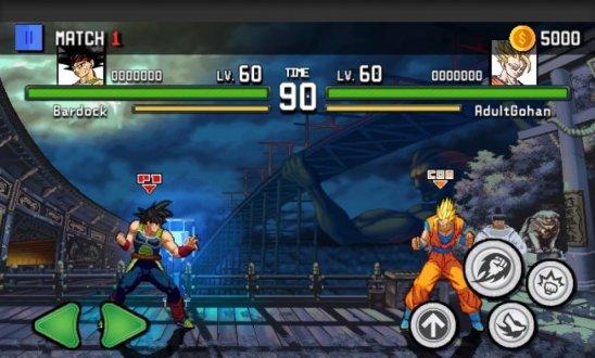 Super Saiyan Goku Dragon Z Fighter
