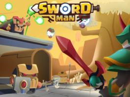 Swordman: Reforged Disponível para Android