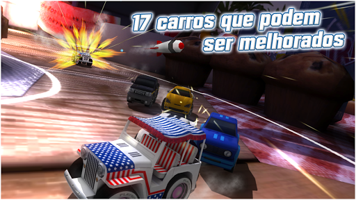 Table Top Racing Livre