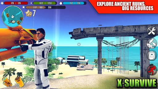 X Survive Crafting & Building Sandbox