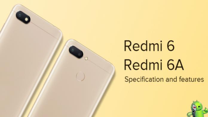 Xiaomi Redmi 6 e Redmi 6A tem atualizações canceladas