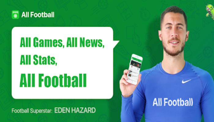 All Football-Últimas notícias & Pontuação ao Vivo