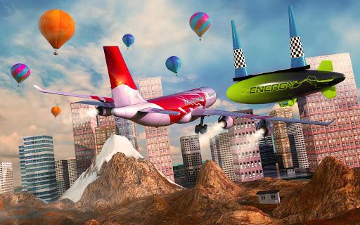 Avião Vôo Piloto Simulador