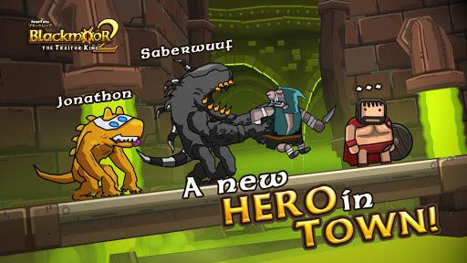 Blackmoor 2 Fantasy Action Platformer