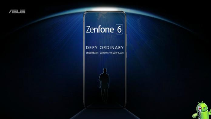 Confirmado! Asus ZenFone 6 será lançado com o Snapdragon 855 e câmera de 48MP
