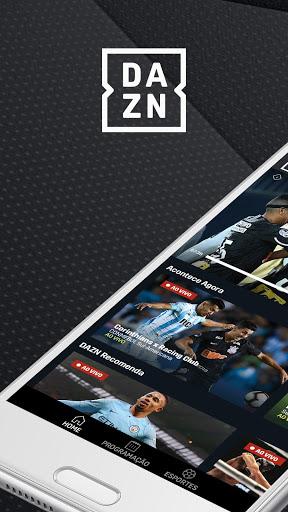 DAZN Esportes ao vivo: Futebol e muito mais