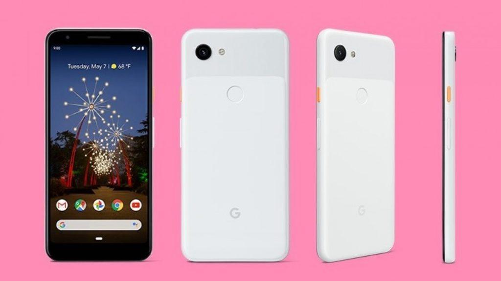 Estes São Os Novos Pixel 3a e 3a XL (1)