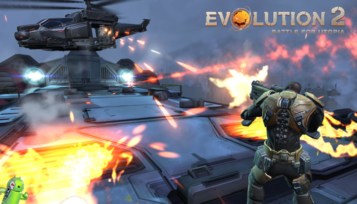 Evolution 2: Battle for Utopia. Shooter y RPG