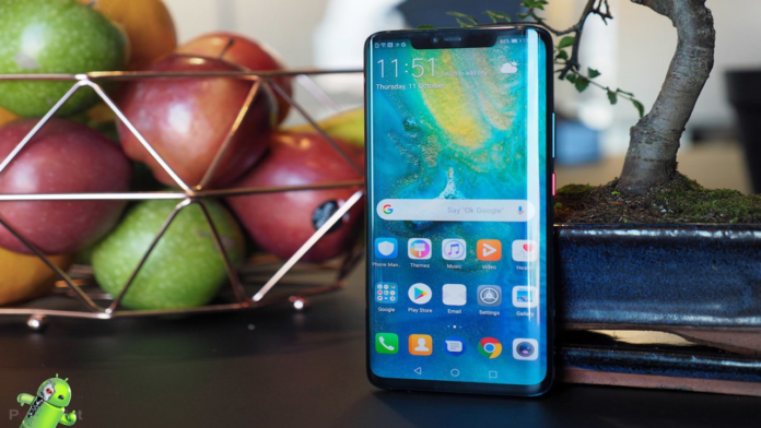 Huawei Mate 20 Pro volta ao programa Android Q Beta