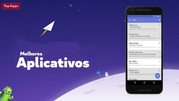 Melhores aplicativos de email para Android