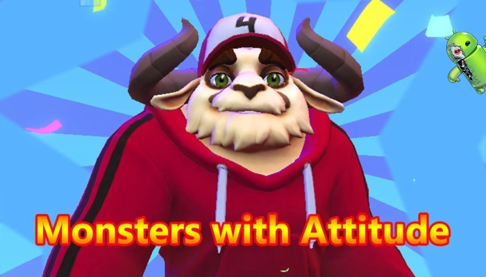Monsters With Attitude: Combate Pvp De Monstros