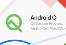 OnePlus 7 e 7 Pro recebendo atualização do Android Q Beta