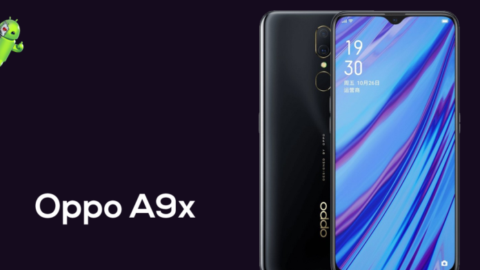 Oppo A9x é oficial com uma câmera de 48MP