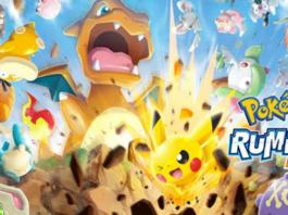 Pokémon Rumble Rush DOWNLOAD Para Android
