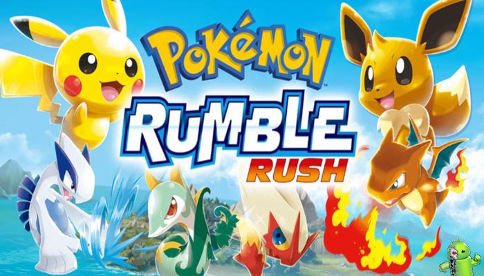 Pokémon-Rumble-Rush