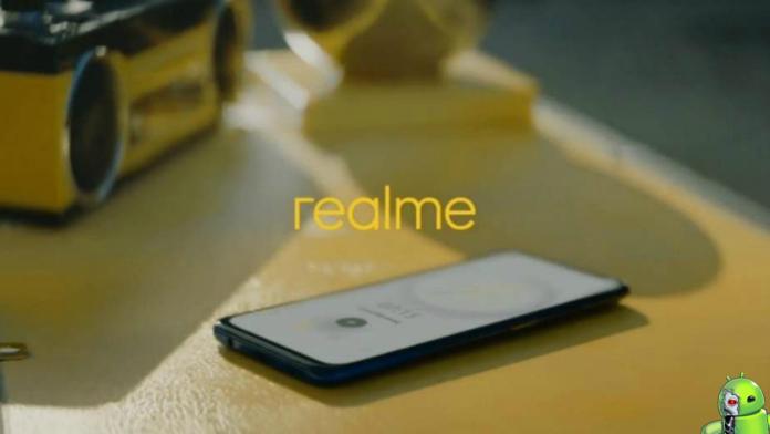 Realme X chegando oficialmente em 15 de maio