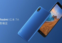 Redmi 7A é anunciado com Snapdragon 439 e bateria de 4.000 mAh