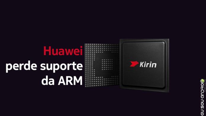 Sem Kirin Huawei Pode Perder Até Mesmo Fornecedora de Processadores! capa