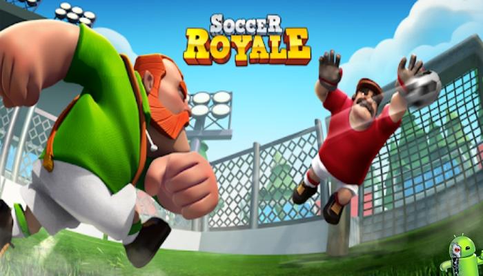 Soccer Royale 2019: Jogos de Futebol