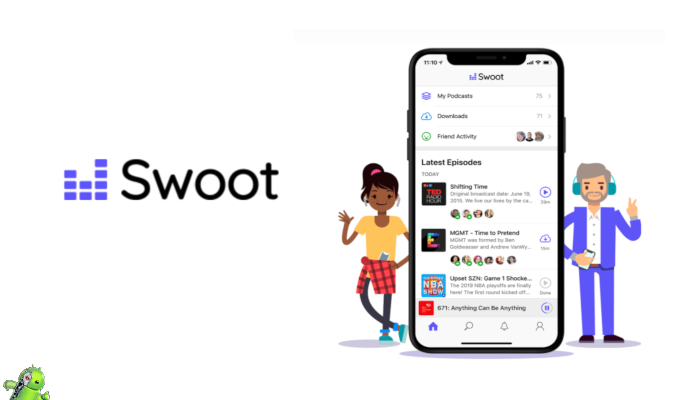 Swoot – Podcasts with friends :)