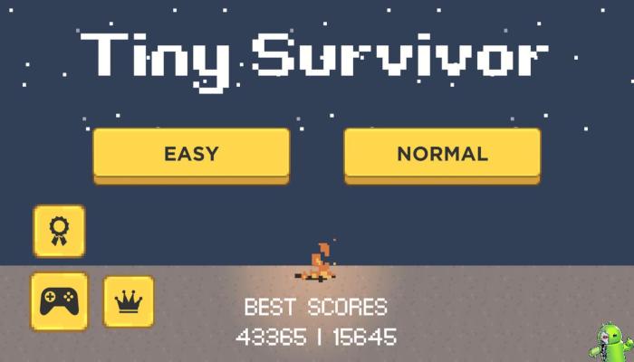 The Tiny Survivor
