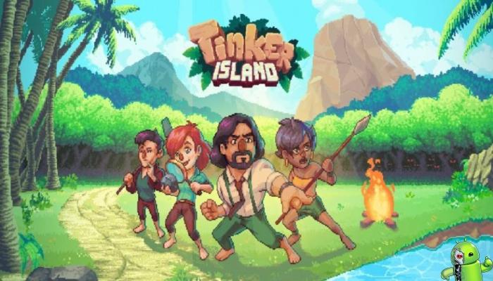 Tinker Island: Ilha de Sobrevivência e Aventura
