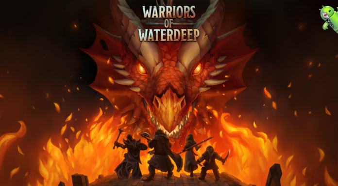 Warriors of Waterdeep Disponível para Android