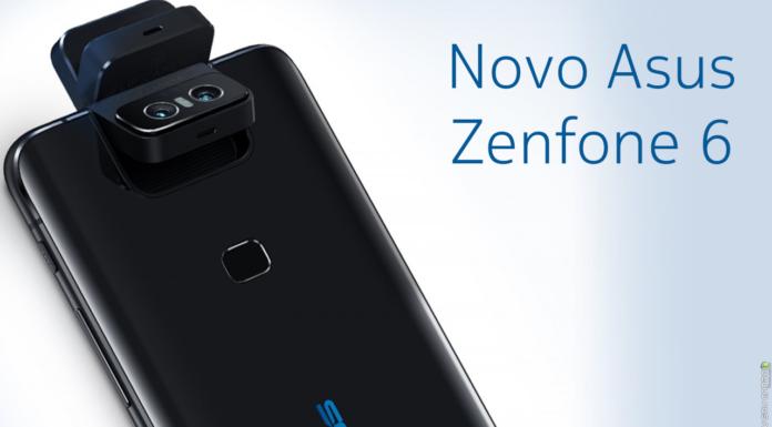 Zenfone 6 é Lançado Com Câmera Dupla Giratória de 48MP capa