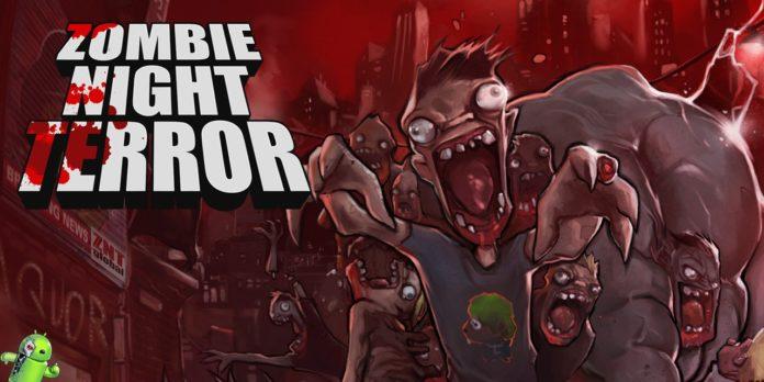 Zombie Night Terror Disponível para Android